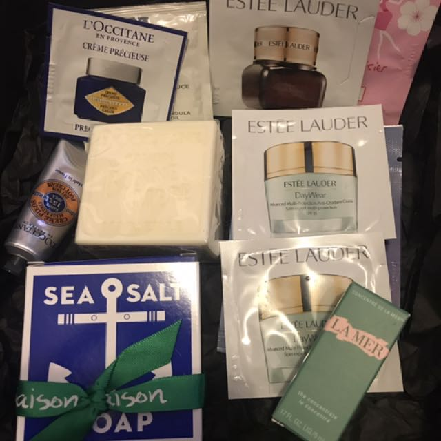 Sample Sell - Including La Mer, Estée Lauder & More