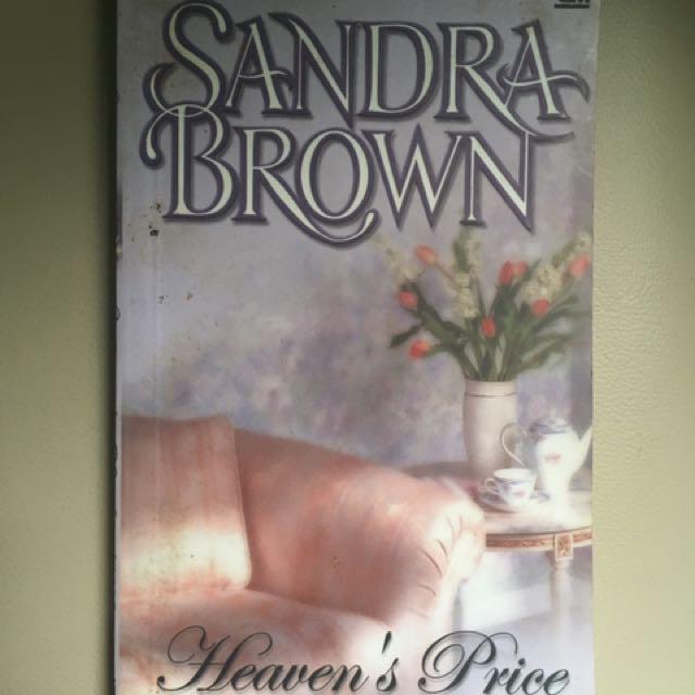 Sandra Brown - Heaven's Price (Sang Penari)