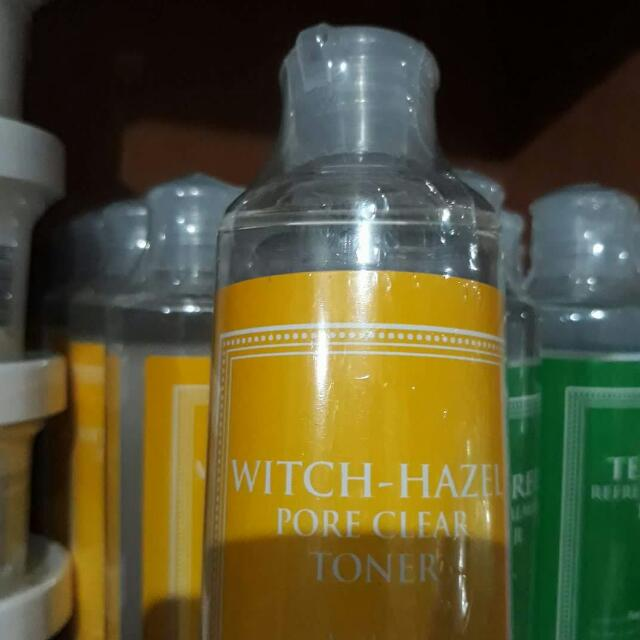 SECRET KEY Witch Hazel Toner (248ml)