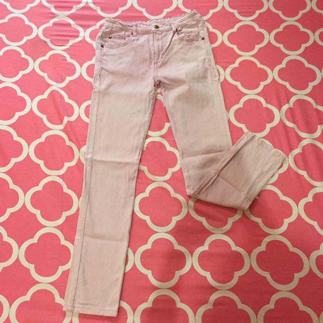 Semi Pink Jeans