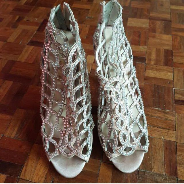 Sergio Rossi Mermaid Shoes
