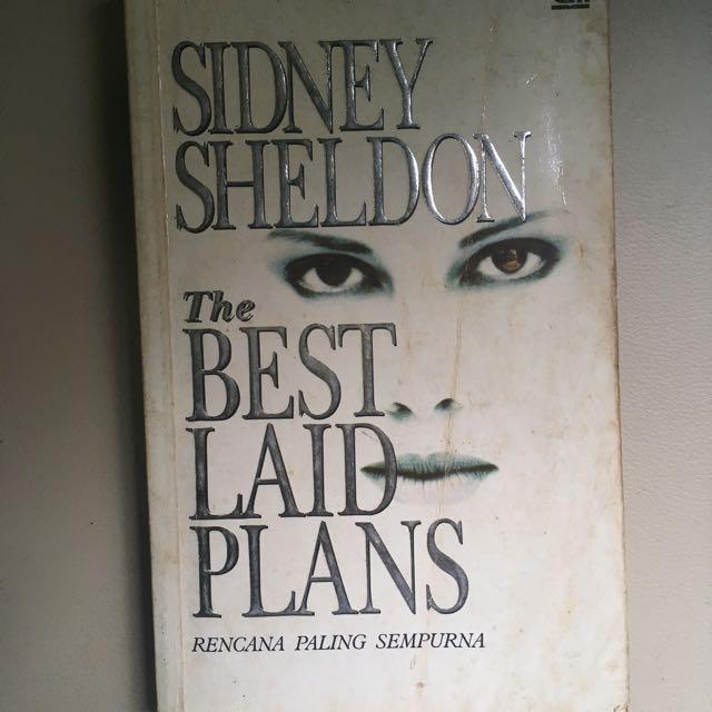 Sidney Sheldon - The Best Laid Plans (Rencana Paling Sempurna)