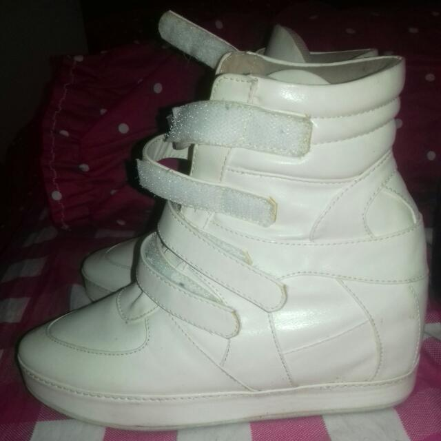 Sneakers Wedges Adorable Uk 39