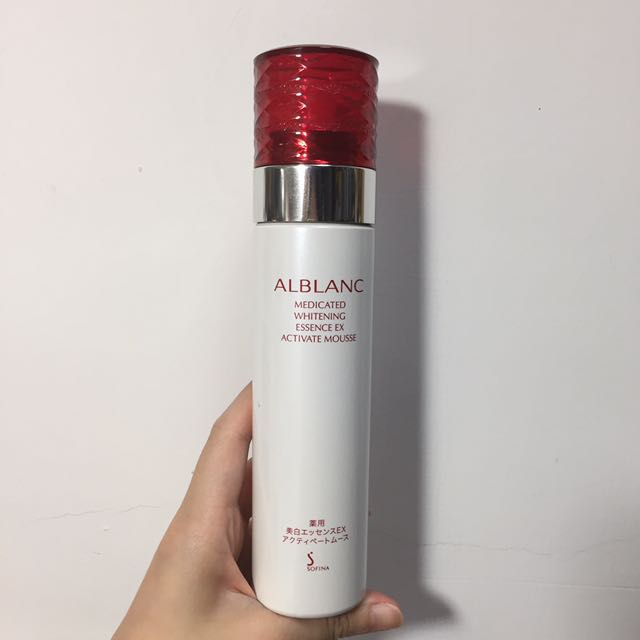 Sofina Alblanc 水澪白碳酸活氧菁華 (美白精華液)