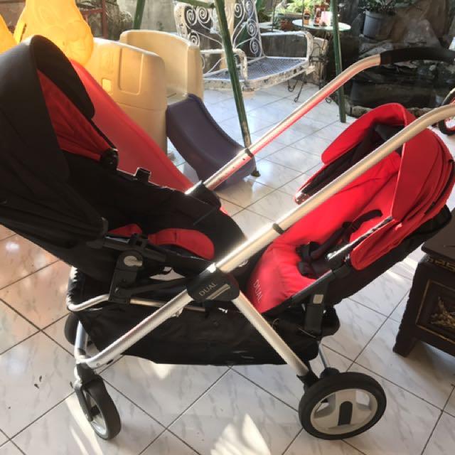 Stroller Cocolatte Dual