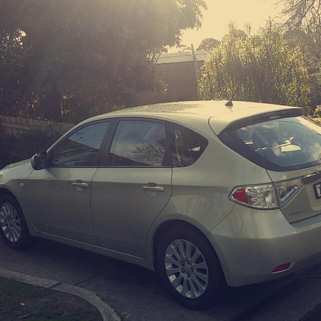 Subaru Impreza R G3 2010 Auto
