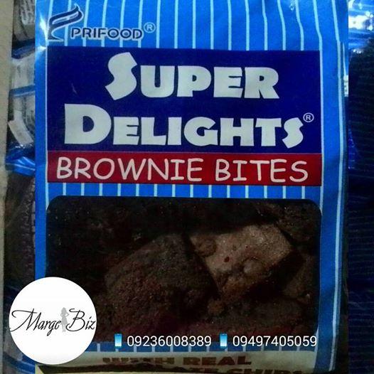 Super Delights Brownie Bites