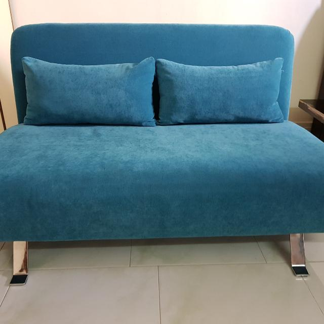 Super Single Sofa Bed Furniture Sofas On Carousell