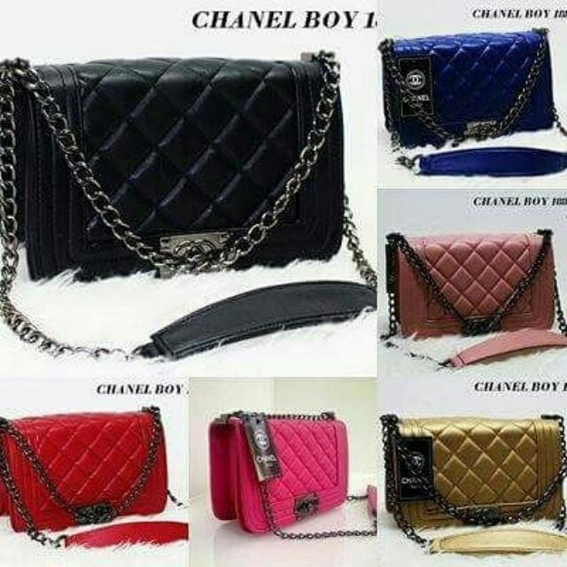 Tas Chanel Boy