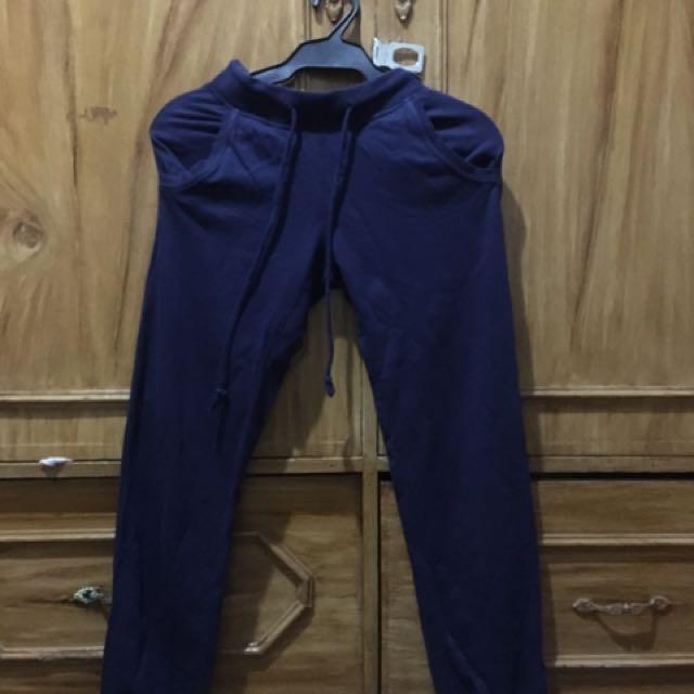 Terranova Navy Blue Jogging Pants