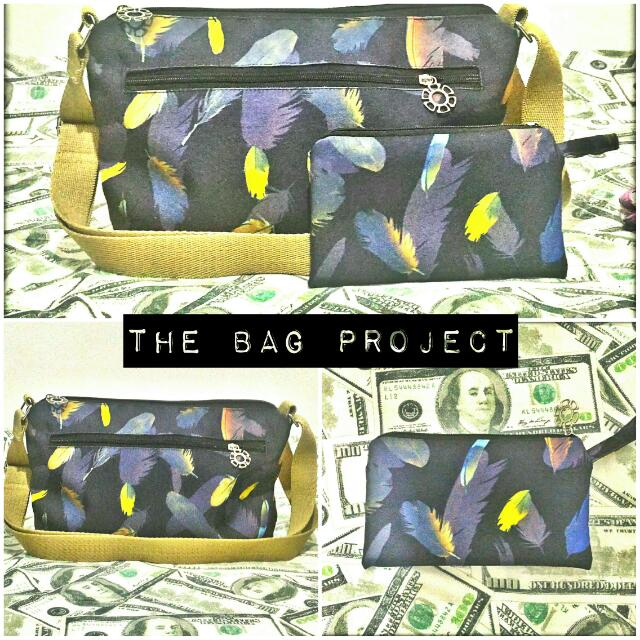 The Bag Project Sling Bag/ Purse