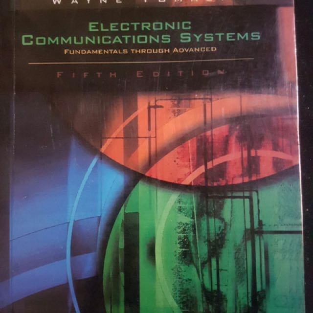 Tomasi - Electronic Communications System