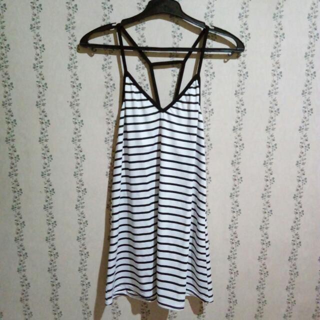 UNBRANDED STRIPE DRESS
