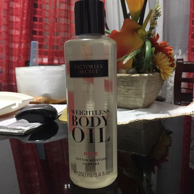 VS BODY OIL