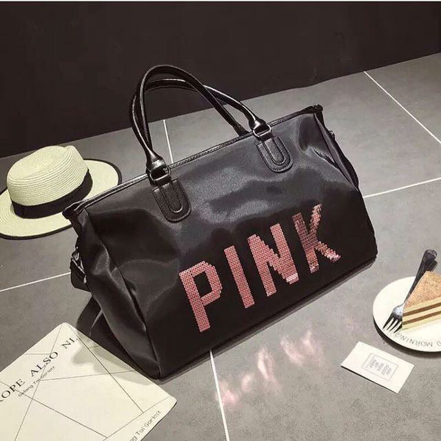Vs Pink Travel Bag Replica Women S Fashion Bags Wallets On Carou