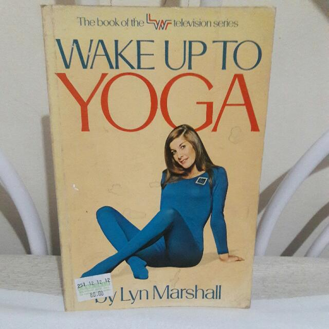 Wake Up Yoga