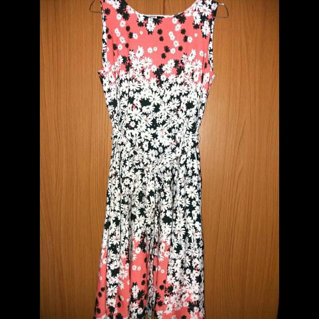 Wallis Petite Flower Dress