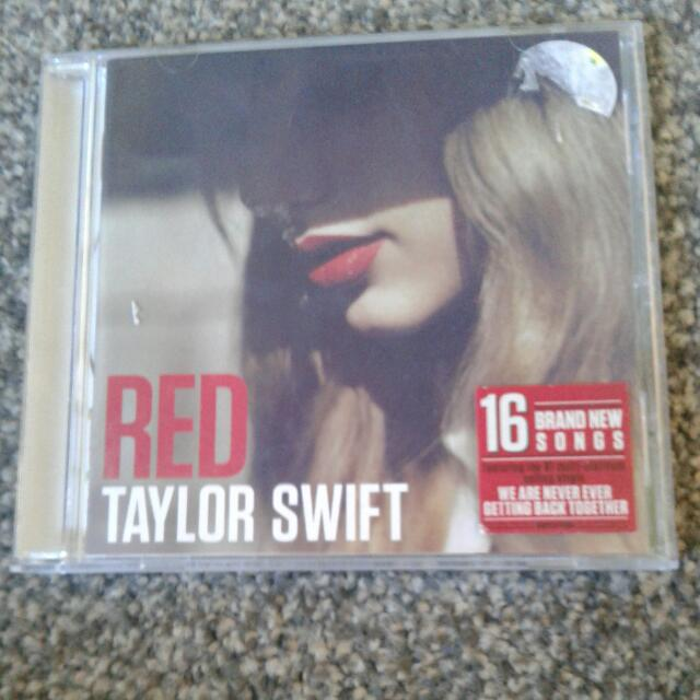x3 Taylor Swift Cds