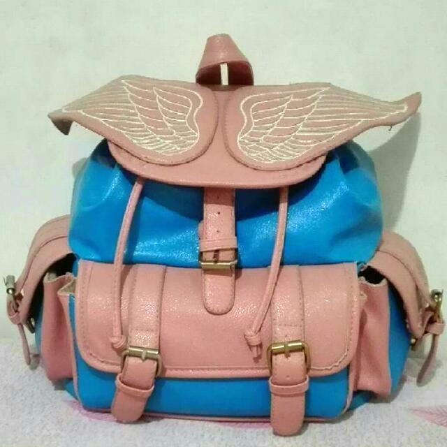 Yumi (Pastel) Backpack - FREE SHIPPING!!!