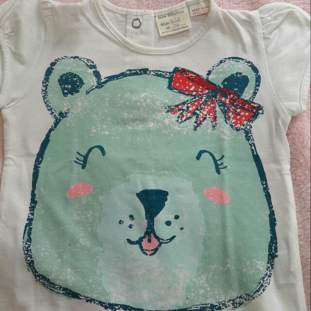 Zara Baby Bear