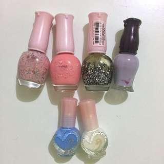 $15/6支指甲油 nail polish nail lacquer