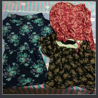 Florals package