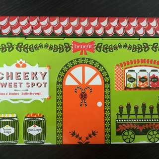 Benefit Cheeky Sweet Spot- Limited Edition*