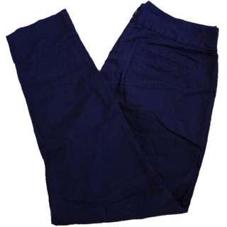CLO 054 ZARA Women Pants (Navy)
