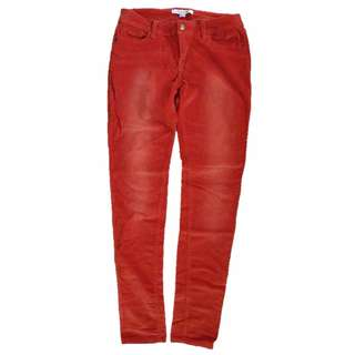 CLO 057 Forever 21 Cotton Jeans