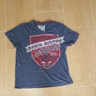 Buffalo (David Bitton) Size Large - Men's T-shirt