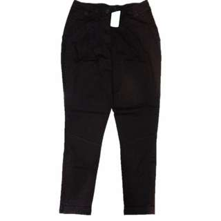 CLO 087 Forever 21 Long Pants (Brown)