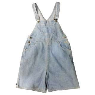 CLO 092 Lands' End Overall / Dungaree