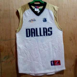 Original PBA Dallas Jersey.