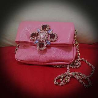 JC Juicy Couture mini chain bag