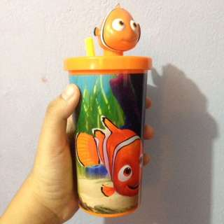 Preloved Tempat Minum Disney Nemo