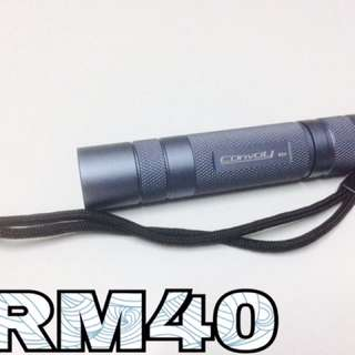 LED Rechargeable Torchlight