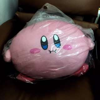 Kirby doll/ Kirby cushion