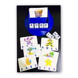 Boogle JR, Spelling Game