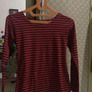 blouse stripe 1