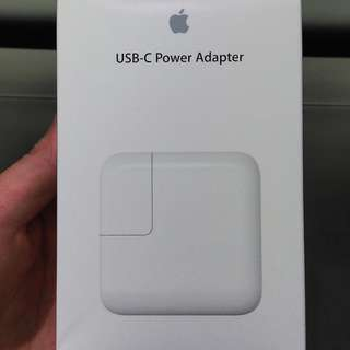 Genuine Apple 29W USB-C Power Adapter Charger for new Macbook