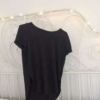 Dark Grey Short Sleeve