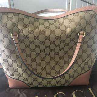 New With Tags Authentic Gucci Bree