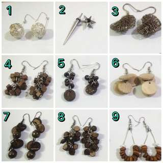 Earings (Anting panjang)