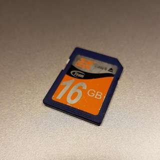 TeamGroup SDHC 16GB