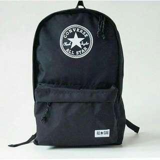 Tas Converse Backpack Hitam
