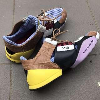 Y-3 Adidas Sneakers