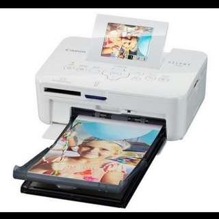 😍全新Canon Selphy CP910相片打印機😍     Compact Photo Printer