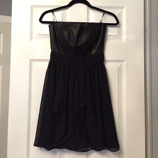 GUESS Black Formal Dress