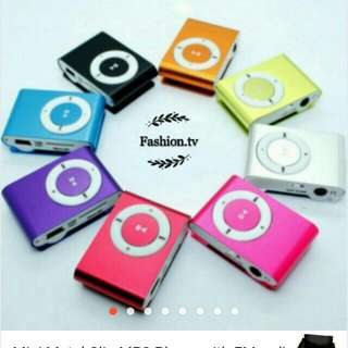 mp3 with fm