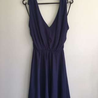 LOVELYGIRL - Halterneck Dress- Size S